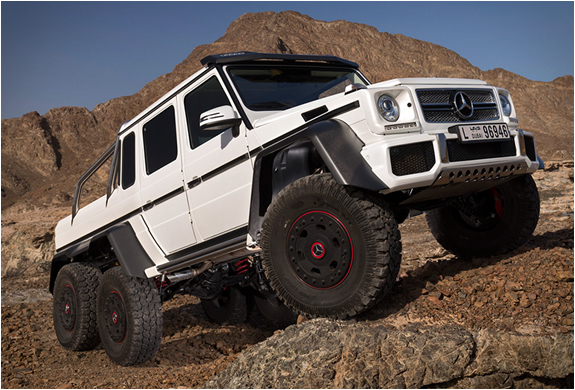mercedes benz g63 amg 6x6. Black Bedroom Furniture Sets. Home Design Ideas