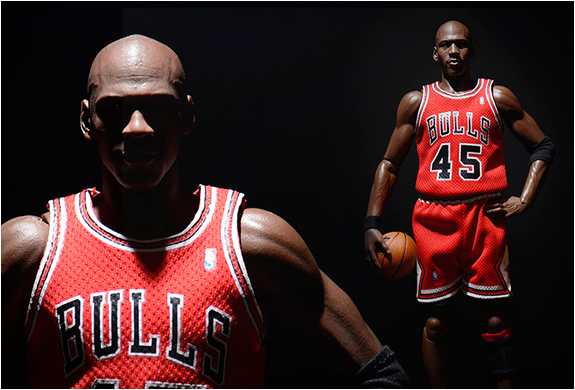 Michael Jordan Hyper Realistic Collectible Figure | Image