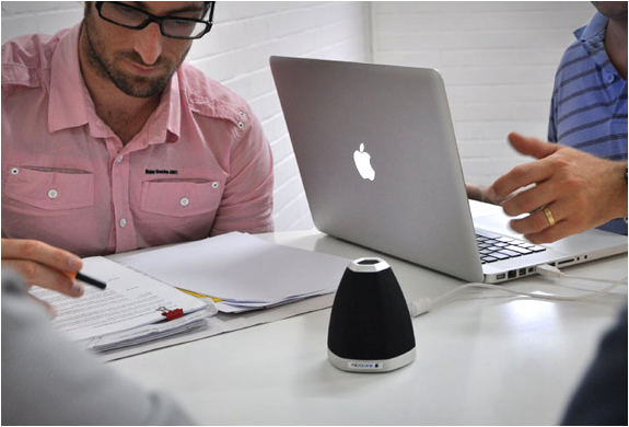 Microcone | Microphone For Group Meetings | Image