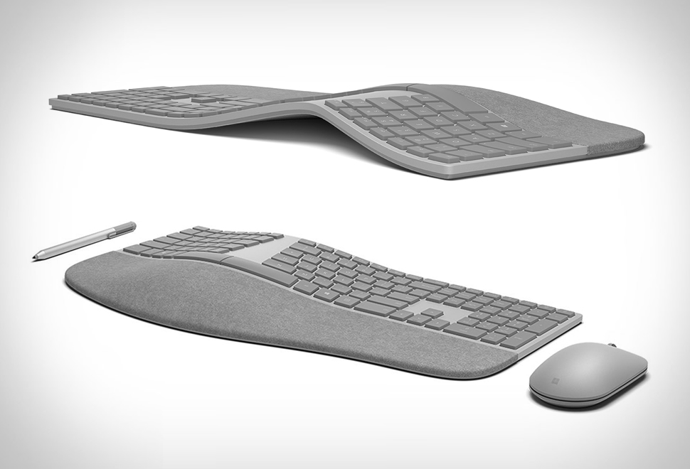 MICROSOFT SURFACE ERGONOMIC KEYBOARD | Image