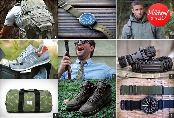 MILITARY STYLE | Image