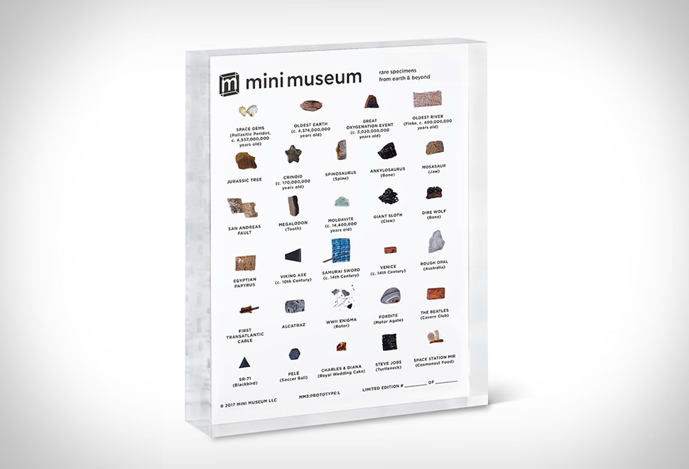 Mini Museum Third Edition | Image