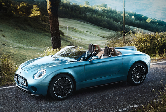 MINI SUPERLEGGERA VISION | Image