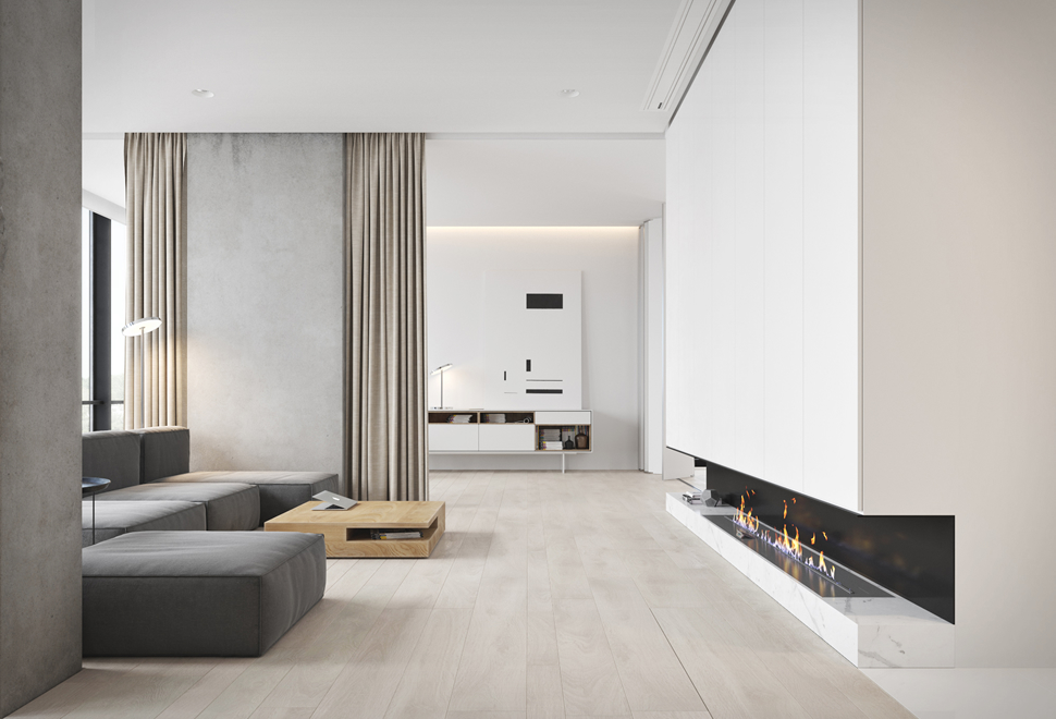 MINIMALIST BACHELOR APARTMENT | Image