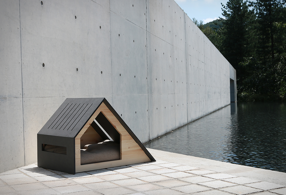MINIMALIST DOG HOUSES | Image