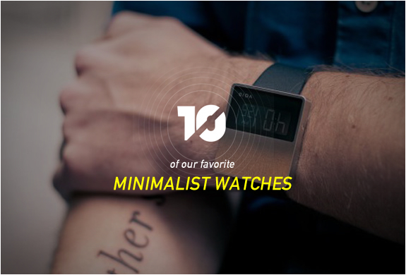Minimalist Watches | Image