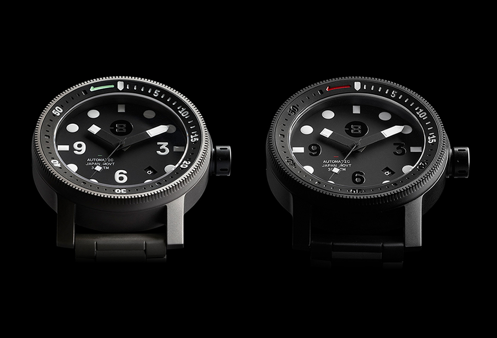 Minus-8 Diver Watch | Image
