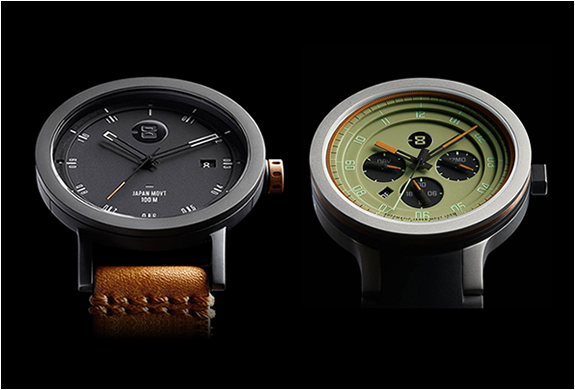 Minus-8 Watches | Image