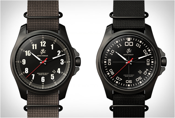 Minuteman Watches | Image