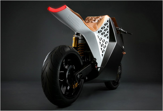 MISSION ONE ELECTRIC SUPERBIKE | BY MISSION MOTORS | Image