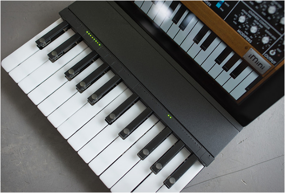 Misulu C24 | Ipad Music Keyboard | Image