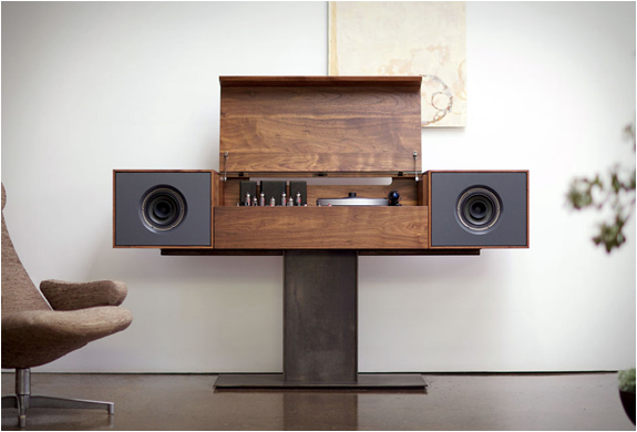 Modern Record Console | By Symbol Audio | Image