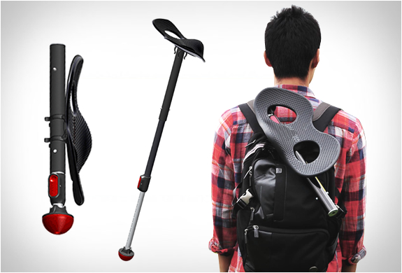 Mogo | The Portable Upright Seat | Image