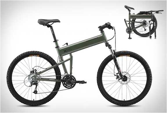 MONTAGUE PARATROOPER MOUNTAIN BIKE | Image