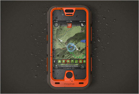 Mophie Juice Pack Pro | Outdoor Edition | Image
