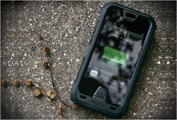 MOPHIE JUICE PACK PRO | CASE AND BATTERY | Image