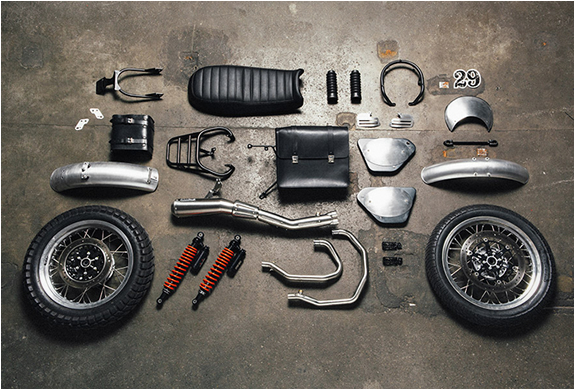 Custom Kits | By Moto Guzzi | Image