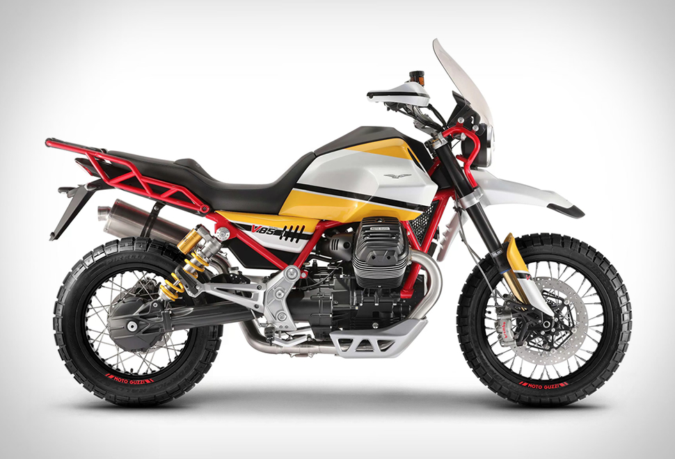 Moto Guzzi V85   Image