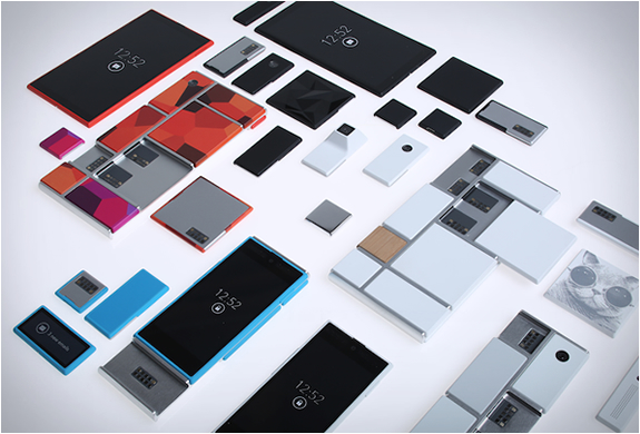 PROJECT ARA | BY MOTOROLA | Image