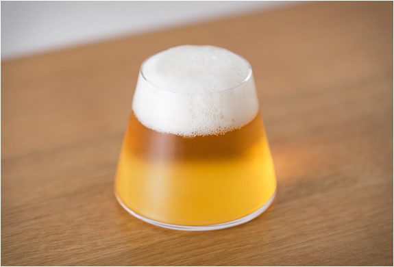 Mount Fuji Beer Glass | Image