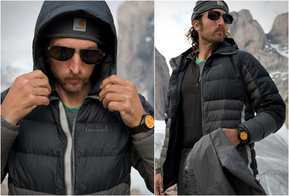 MOUNTAIN STANDARD HOODED DOWN JACKET | Image