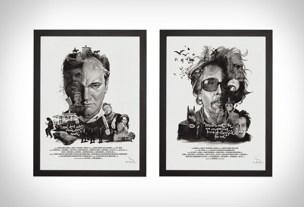 MOVIE DIRECTOR PORTRAITS | Image