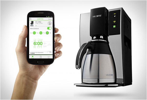 MR COFFEE | SMART COFFEE MAKER | Image