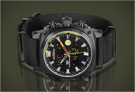 Mtm Air Stryk Military Watch | Image