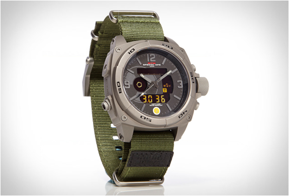 MTM SPECIAL OPS RAD WATCH | Image