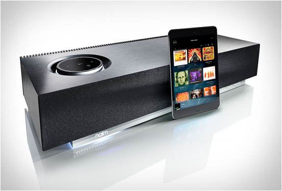 Mu-so Wireless Speaker System | Image