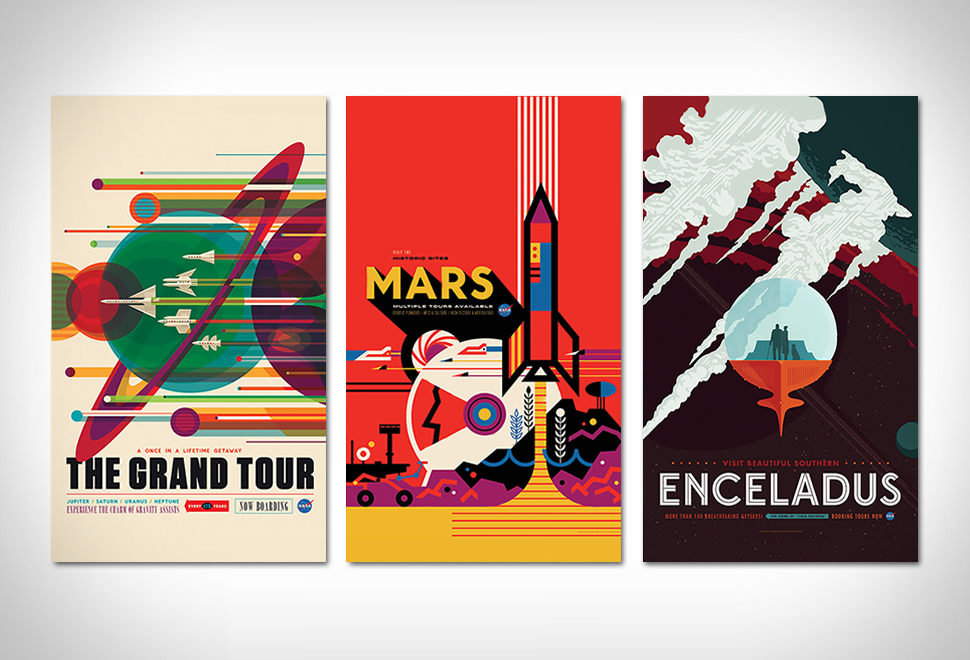 NASA Visions of the Future Posters | Image