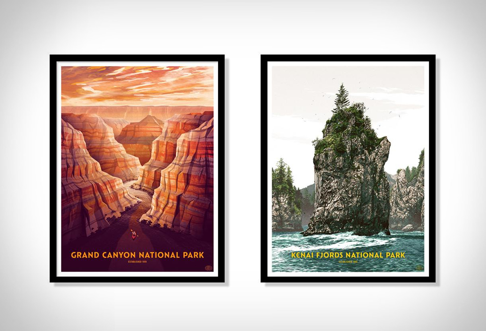 NATIONAL PARKS PRINT SERIES | Image
