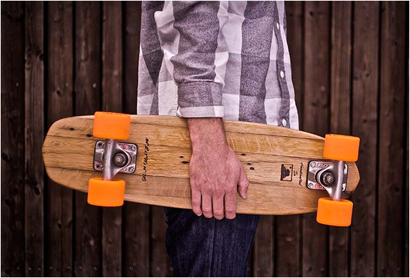 NATURAL LOG SKATEBOARDS | Image