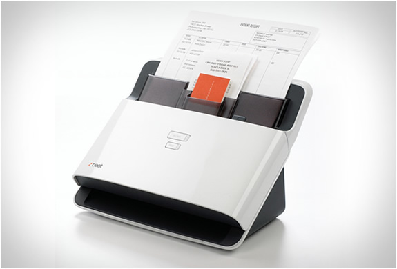 NEATDESK | DESKTOP SCANNER | Image