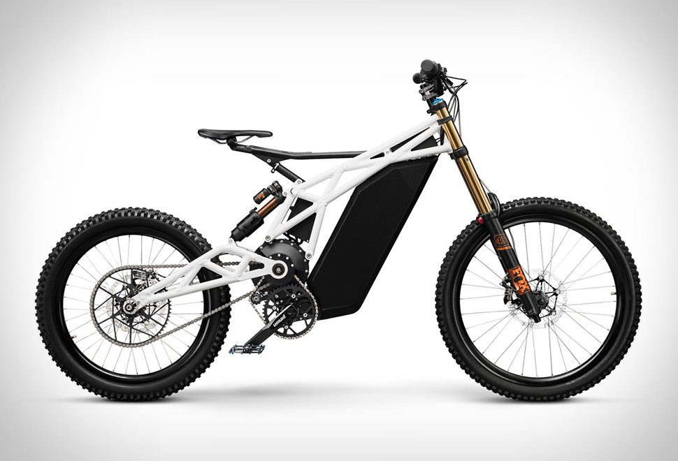 Neematic FR/1 Electric Bike | Image