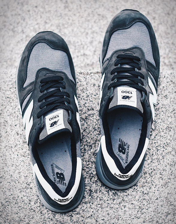 new balance 1300 heritage black