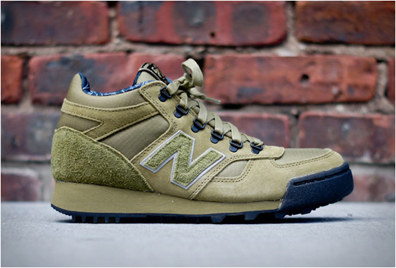 NEW BALANCE X HERSCHEL SUPPLY FALL 2013 | Image