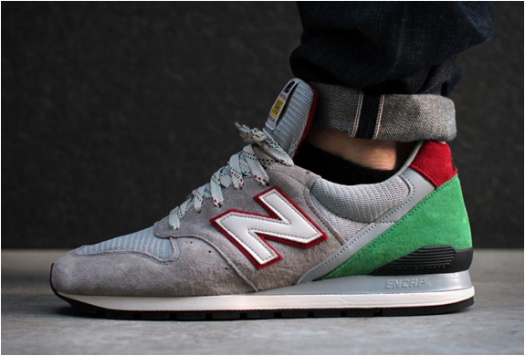 New Balance National Parks 996 | Image