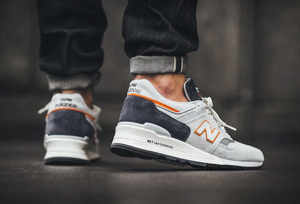 NEW BALANCE 997 EXPLORE BY SEA | Image