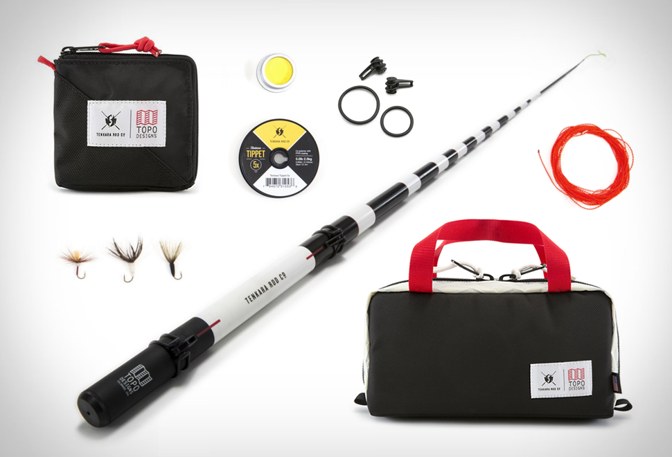 Topo Designs Tenkara Rod Co Kit | Image