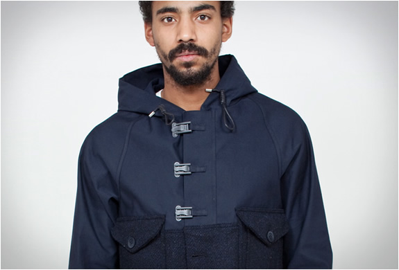 Cameraman Jacket By Nigel Cabourn