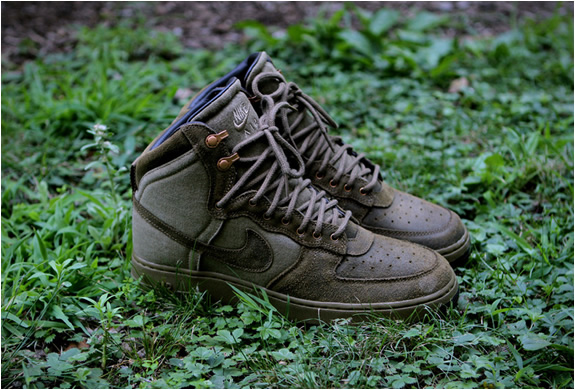 Nike Air Force 1 Military in Raw Umber | Sole Collector