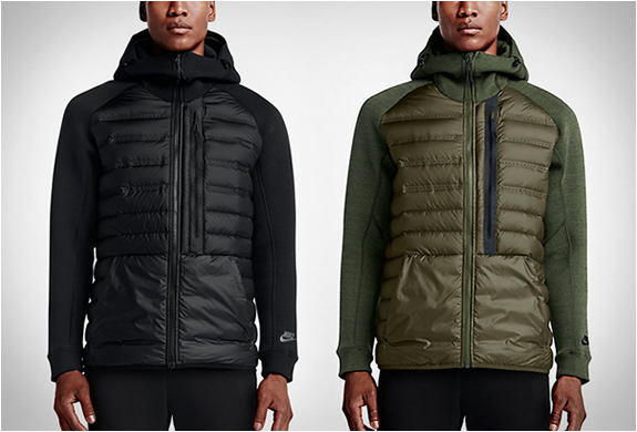 NIKE TECH FLEECE AEROLOFT JACKET | Image