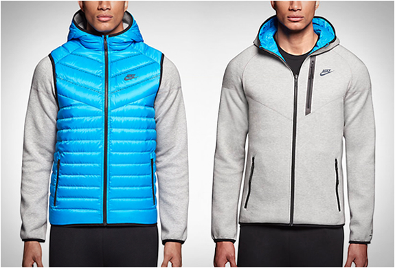 NIKE TECH FLEECE AEROLOFT WINDRUNNER | Image