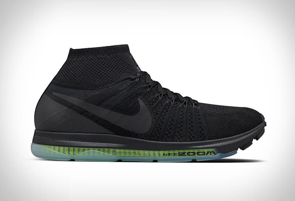 d19f36147c8 NikeLab have recently released a triple black version of their Nike Air Zoom  All Out Flyknit