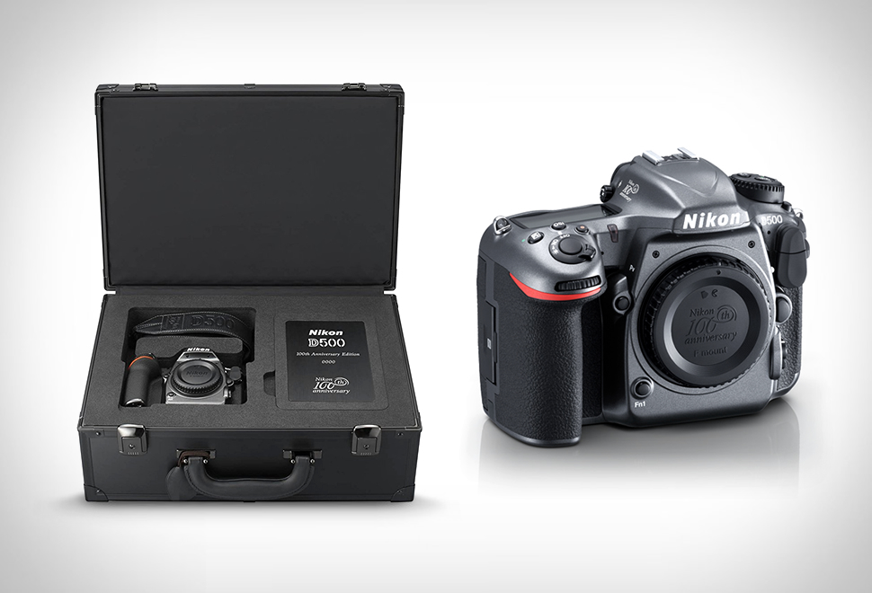 Nikon D500 100th Anniversary Edition | Image