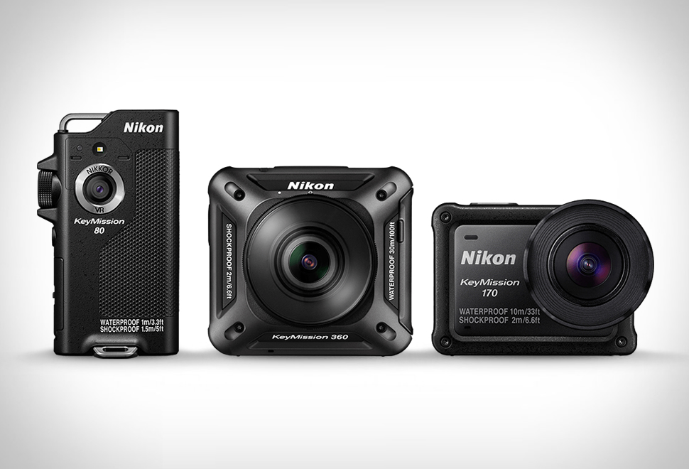 Nikon KeyMission Action Cameras | Image