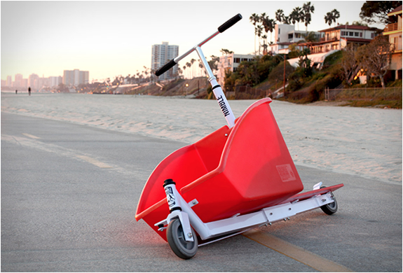NIMBLE CARGO SCOOTER | Image