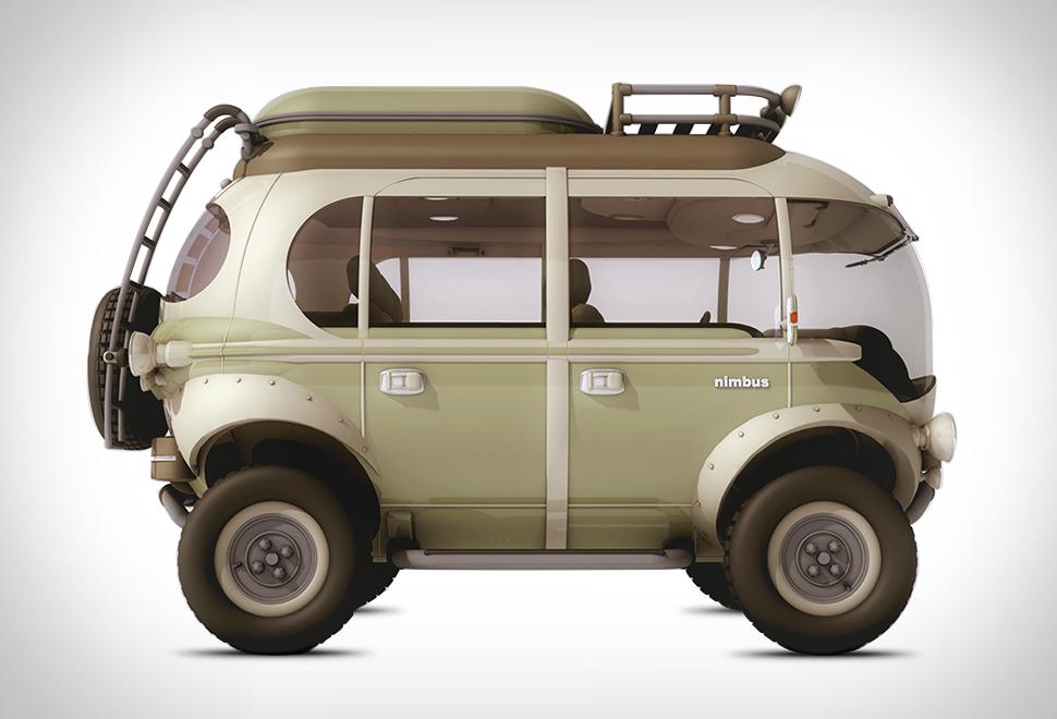 Nimbus E-Car | Image