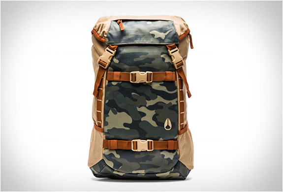 Nixon Landlock Backpack | Image